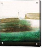 Green I Acrylic Print