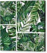 Green Life Acrylic Print