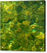 Green Mile Acrylic Print