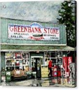 Greenbank Store Acrylic Print