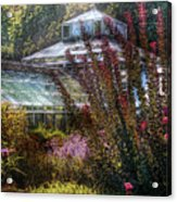 Greenhouse - The Greenhouse Acrylic Print