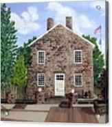 Greensburg Kentucky Courthouse Acrylic Print