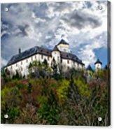 Greifenstein Castle Acrylic Print