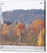Grenville Quebec - Photograph Acrylic Print