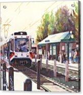 Gresham Station Acrylic Print