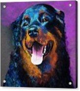 Gretchen Acrylic Print