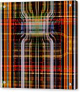 Grid 2 Acrylic Print