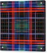 Grid 4 Acrylic Print