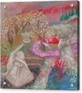 Grief's Paths Acrylic Print