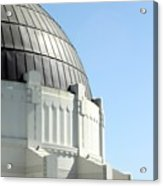 Griffith Observatory 0803 Acrylic Print