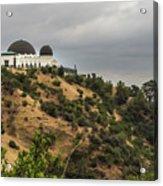 Griffith Park Observatory Acrylic Print
