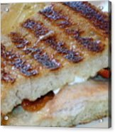 Grilled Sandwhich Acrylic Print