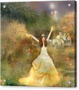 Grimms Fairie Cinderella  Acrylic Print