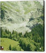 Grindelwald Switzerland 7 Acrylic Print