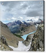 Grinnell Glacier Overlook - Glacier National Park Acrylic Print