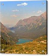 Grinnell Glacier Trail Glacier National Park Acrylic Print