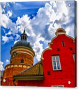 Gripsholm Culture Acrylic Print