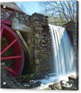 Grist Mill 2 Acrylic Print