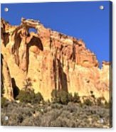Groscenor Double Arch Panorama Acrylic Print