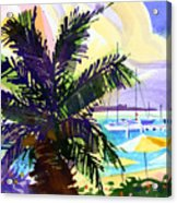 Grotto Bay Acrylic Print
