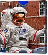 Ground Control To Major John Acrylic Print