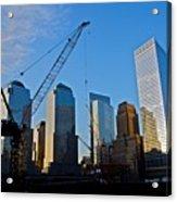 Ground Zero - Nyc - Acrylic Print
