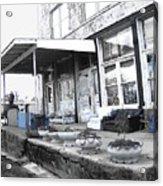 Ground Zero Acrylic Print