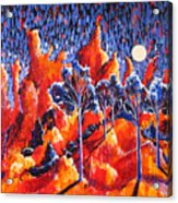 Grove Acrylic Print