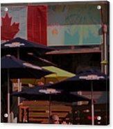 Growling Gator Canada 150 Two Acrylic Print