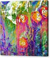 Growth Bright Acrylic Print