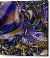 Growth Segmentation Acrylic Print