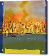 Gto Dusk Acrylic Print