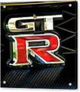 Gtr Grill Acrylic Print
