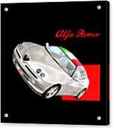 Gtv Alfa Acrylic Print