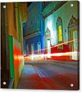 Guanajuato Night Acrylic Print