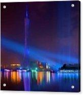 Guangzhou Tv Tower 1 Acrylic Print