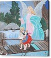 Guardian Angel Donated Acrylic Print