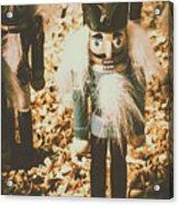 Guards Of Nutcracker Way Acrylic Print