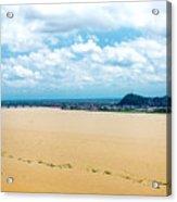 Guayas River View Acrylic Print