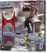 Guggenheim Bilbao Museum II Acrylic Print