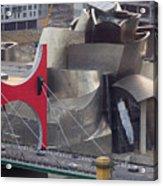Guggenheim Bilbao Museum IIi Acrylic Print