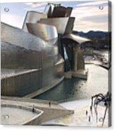 Guggenheim Bilbao Museum Acrylic Print