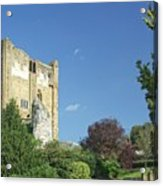 Guildford Castle Acrylic Print