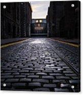 Guinness Storehouse Gate - Dublin, Ireland - Travel Photography Acrylic Print