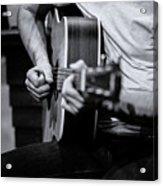 Guitar 2016 Acrylic Print