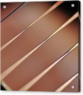 Guitar Abstract 2 Acrylic Print