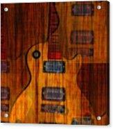 Guitar Army Acrylic Print