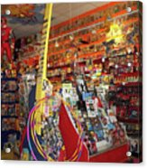 Guitar Dream 2 Acrylic Print