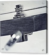 guitar V Acrylic Print