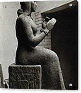 Gula, Mesopotamian Goddess Of Healing Acrylic Print